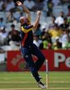 Chris Harris prepares to deliver, MCC v Pakistan XI, Twenty20, Lord's, June 27, 2010