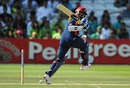 Brian Lara pulls behind square, MCC v Pakistan XI, Twenty20, Lord's, June 27, 2010