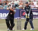 Aimee Watkins put on 50 for the first wicket with Suzie Bates, England Women v New Zealand Women, 3rd Twenty20, Hove, July 2, 2010