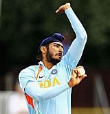 jaskaran singh Raising Pune Supergiants IPL9 team player