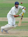 Nic Pothas made 78 to carry Hampshire well past 500, Hampshire v Kent, County Championship Division One, Southampton, July 7, 2010