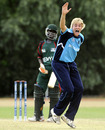 Matthew Parker took 4 for 33 for Scotland, Kenya v Scotland, ICC WCL Division 1, Rotterdam, July 7, 2010