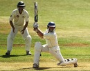Chris Rogers cracked 93, narrowly missing out on a century against the touring Australians