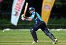 Fraser Watts plays through the on side, Ireland v Scotland, ICC World Cricket League Division 1 final, Amstelveen, July 10, 2010