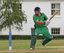 James Hall scores for Ireland A in the European WCL Division One game against Italy, July 13, 2010