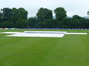The covers are on at Stormont, Belfast, July 14, 2010