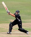 Aimee Watkins led New Zealand's recovery with 68 off 65 balls, England Women v New Zealand Women, 3rd ODI, Derby, July 15, 2010