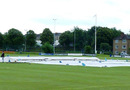 Persistent rain ruined any chances of play in the Scotland Bangladesh match at Glasgow
