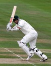 Mark Wagh collects runs through the leg side against his former county, Warwickshire v Nottinghamshire, County Championship Division One, Edgaston, July 21, 2010