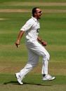 Murali Kartik took 5 for 50 as Kent subsided, Somerset v Kent, County Championship Division One, Taunton, July 20, 2010
