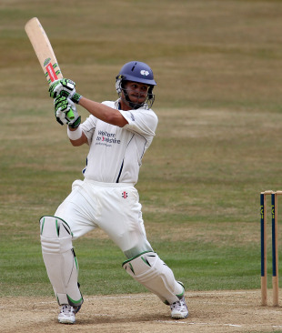 Jacques Rudolph got Yorkshire's chase off to a quick start, Essex v Yorkshire, County Championship Division One, Chelmsford, July 23, 2010
