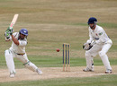 Jacques Rudolph made his century off 144 balls, Essex v Yorkshire, County Championship Division One, Chelmsford, July 23, 2010