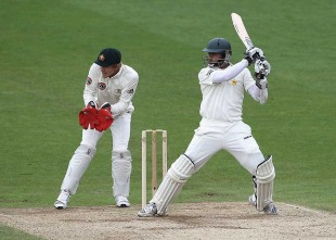 Azhar Ali brings an immediate calm to the middle order