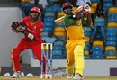 Xavier Marshall scored his second half-century of the tournament, Canada v Jamaica, Caribbean T20, Barbados, July 24, 2010