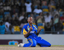 Javon Searles picked four wickets on Twenty20 debut, Barbados v Windward Islands, Caribbean T20, Barbados, July 25, 2010