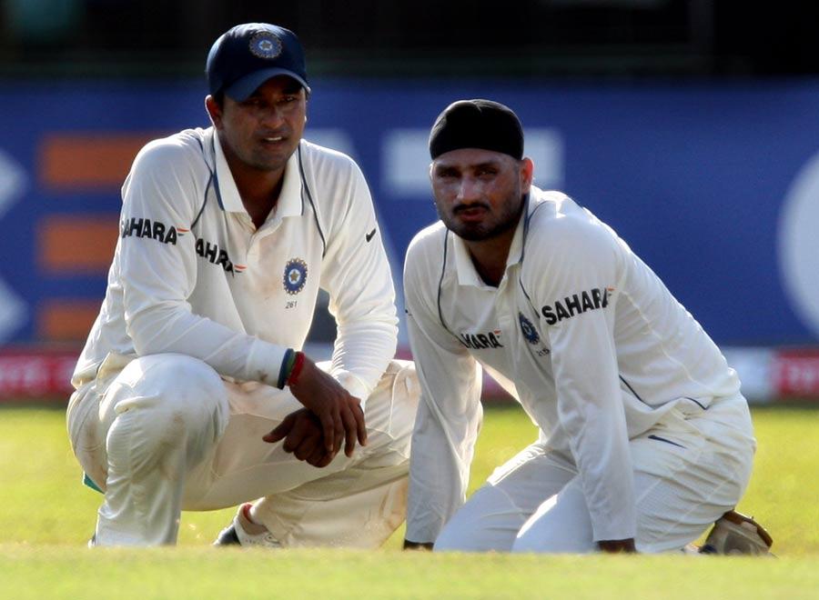 Pragyan Ojha and Harbhajan Singh had a tough day
