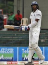 Ishant Sharma frustrated Sri Lanka in the morning session, Sri Lanka v India, 2nd Test, SSC, 5th day, July 30, 2010