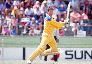 Dean Jones: one of the first great one-day batsmen