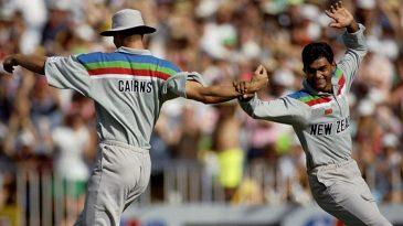 Dipak Patel often opening the bowling