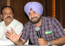 Former Indian cricketer and current member of parliament Navjot Sidhu says the Amritsar-London-Toronto Air India flight service will not be stopped, Amritsar, August 5, 2010