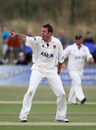 David Masters snared three wickets as Essex fought back strongly against Warwickshire, Essex v Warwickshire, County Championship Division One, Southend-on-Sea, August 5 2010