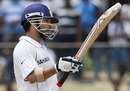 Sachin Tendulkar scored 54 as India resisted