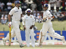 VVS Laxman and Sachin Tendulkar added 109 runs for the fifth wicket
