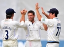 Greg Smith was in the wickets for Derbyshire, Derbyshire v Northamptonshire, County Championship Division Two, Chesterfield, August 9 2010