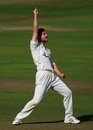 James Tomlinson picked up 5 for 78 in Somerset's first innings, Somerset v Hampshire, County Championship Division One, Taunton, August 11 2010