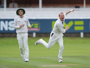 Shaun Udal bowled Matthew Boyce for 52 to halt Leicestershire's momentum on the final day at Lord's, Middlesex v Leicestershire, County Championship, 4th day, August 12, 2010
