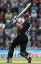 Jos Buttler lit up the Rose Bowl with a superb fifty to revive Somerset's innings