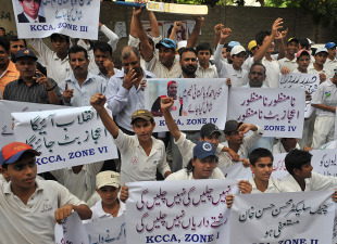 Karachi officials and players recently protested against the apparent pro-Lahore bias in selection