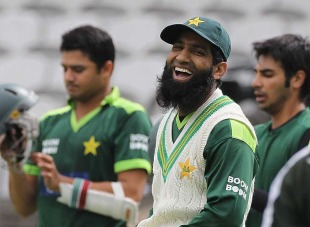 Mohammad Yousuf is back in Pakistan's World Cup plans