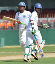 Dimuth Karunaratne and Dinesh Chandimal added 369 runs