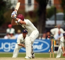 Craig Kieswetter was bowled second ball shouldering arms to David Masters