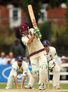 James Hildreth's impressive form continued as he and Marcus Trescothick built a powerful lead