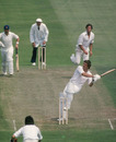 Ian Botham pulls Lance Cairns, England v New Zealand, World Cup, 1st semi-final, June 20, 1979