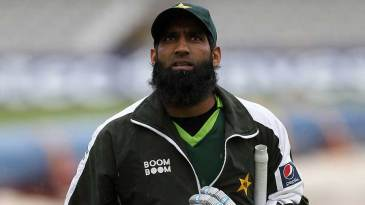 Mohammad Yousuf scored a double hundred on his previous Test appearance at Lord's