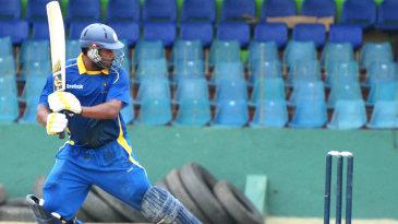 Thilina Kandamby's 63 made him the top scorer for Sri Lanka A