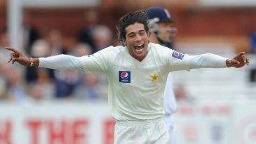 Mohammad Amir put his name on the Lord's honours board with an excellent performance