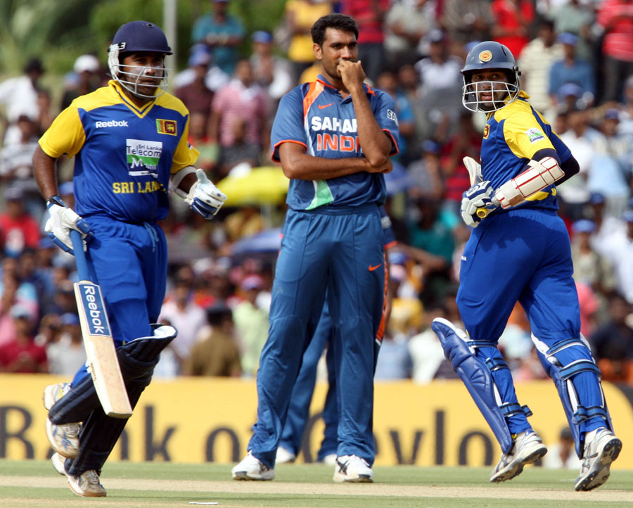 Tillakaratne Dilshan and Mahela Jayawardene shared the best opening stand of the tournament