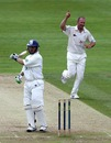 Darren Stevens took three early wickets against Warwickshire, Warwickshire v Kent, County Championship, Division One, Edgbaston, August 31, 2010