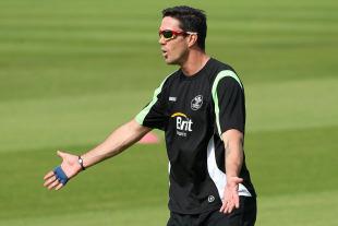 Kevin Pietersen starts life in a Surrey shirt