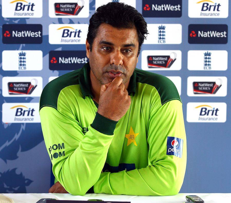 121498 - PCB issues Waqar notice over captaincy comments