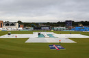 Heavy overnight rain in Durham delayed the start of England's ODI series against Pakistan, England v Pakistan, 1st ODI, Chester-le-Street, September 10 2010