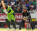 Mohammad Yousuf batted with languid ease as Pakistan built a big total