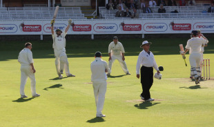 sessay win at lords