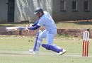 Terry Duffin scored an unbeaten 54, Tuskers v Mountaineers, Bulawayo, September 11, 2010