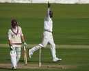 James Hildreth was bowled for 105 by Ruel Brathwaite, Durham v Somerset, County Championship, Division One, Chester-le-Street, September 15, 2010