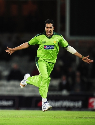 Umar Gul was outstanding as he took six wickets to lead a stunning Pakistan comeback